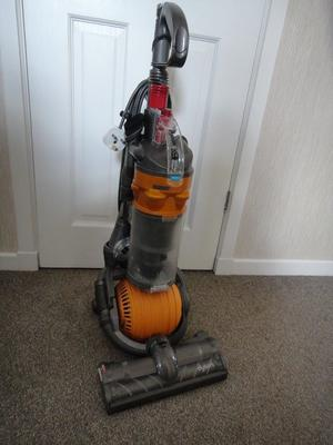 Dyson DC24 lightweight ball vacuum cleaner with onboard tool, cleaned and ready for use