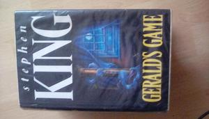 Gerald`s Game Stephen King