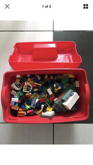Mega Blocks mini blocks