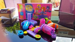 Play Doh Crazy Hair set