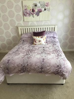 Queen size (small double) bed for sale
