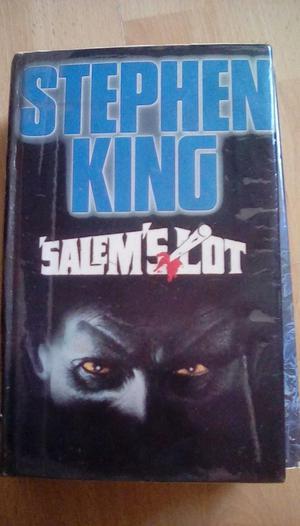 Salem`s Lot Stephen King