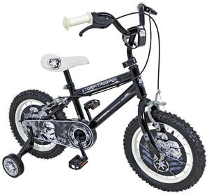 Star Wars Stormtrooper 14 Inch Bike - Boys. From the