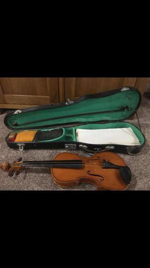 Violin Needs a little tlc