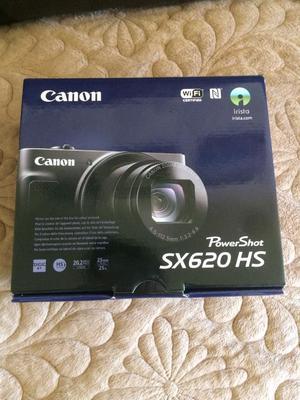 Brand new Canon Powershot SX620 HS Digital Camera - Black