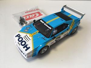 "Carrera Digital 124 BMW M1 Procar "" Sauber Racing, no.90 """