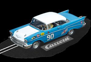 "Carrera Evolution  Chevrolet Bel Air '57 ""No.90"""