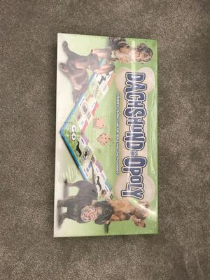 Dachshund-opoly board game (brand new)