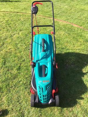 Lawnmower - Bosch Electric