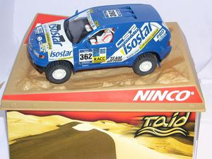 NINCO  SLOT CAR BMW X ISOSTAR MB