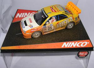 "NINCO  SLOT CAR SUBARU IMPREZA #25 ""IMOLA"" MUD MB"
