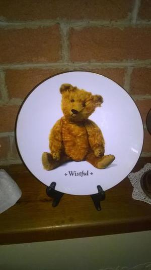 Royal Worcester Steiff Teddy Plate