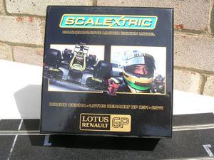"SCALEXTRIC CA LOTUS RENAULT GP R31 ""BRUNO SENNA"""