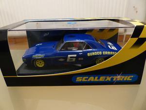 "Scalextric  Chevrolet Camaro ""No 6"" Ref C"