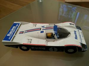 "Scalextric Porsche 962 C444 ""Racing"" livery"