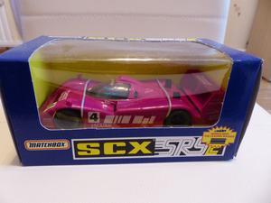 """Scalextric SCX Jaguar XJR-14 Le Mans - Ref  """"Jaguar"""""""