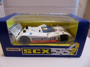 """Scalextric SCX Jaguar XJR-14 Le Mans - Ref  """"Pro Light"""""""