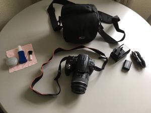 Sony Alpha AMP Digital SLR Camera (mm Lens)