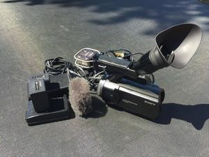 Sony VG10E HD Camcorder