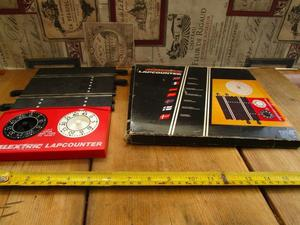 Vintage Scalextric Lap Counter C277 - Boxed.