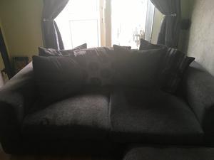2 large Sofas....