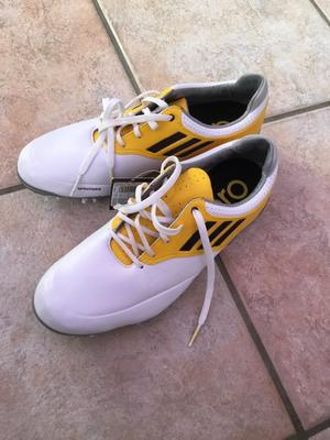 Adizero golf shoes size 7.5 uk wide fitting, brand new for sale