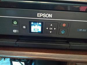 Epsom printer