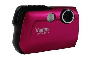 Ultra Compact Digital Camera Vivitar Vivicam  Megapixel