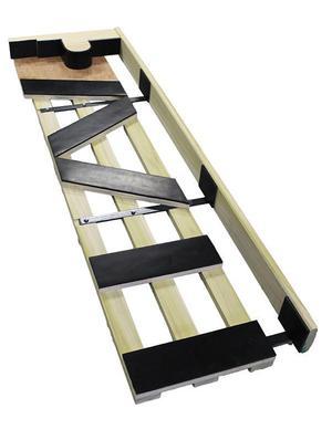 6FT GRAND PIANO SHOE-SKID