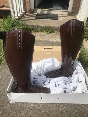 Brand new riding boots!