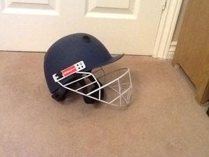 Gray Nicolls junior Cricket Helmet