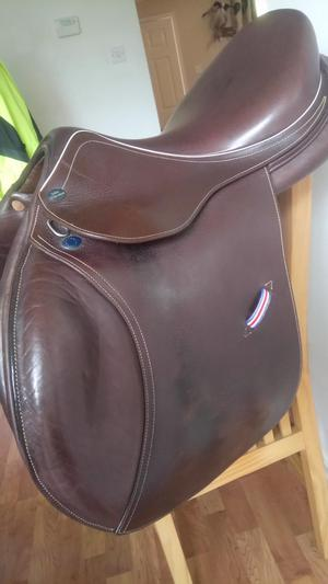John whitaker jump saddle