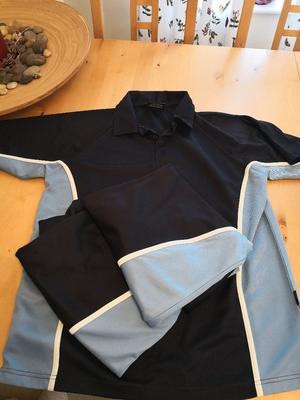 Kirk Balk Sports Shirts (x 3)