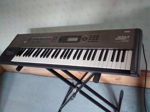 Korg N364 Music Workstation