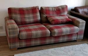 Large 2 Seater Sofa Bed for sale (collection only)