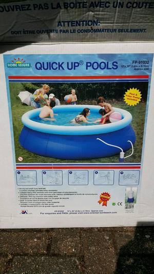 Quick Up Swimming Pool