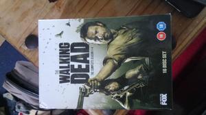The walking dead box set season 1-4