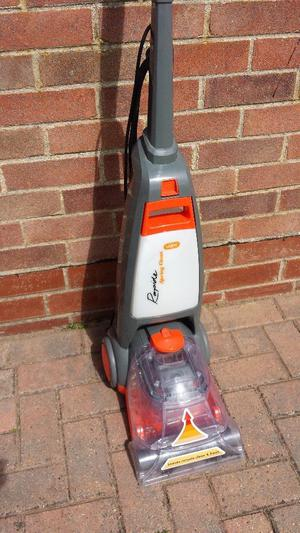 Vax Carpet Cleaner Usage Instructions