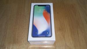 Apple IPhone X 64mb brand new unlocked and sealed in original packaging