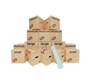 Argos moving boxes for sale