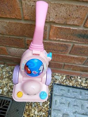 Fisher Price kids play hoover