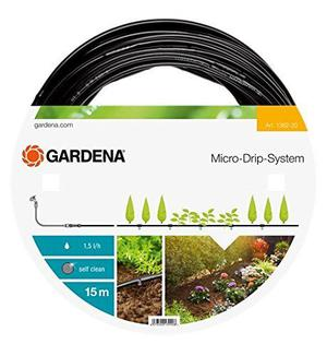 Gardena Micro-Drip System Above-Ground Drip Irrigation Line