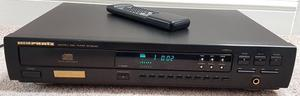 MARANTZ CD63 MKII KI SIGNATURE CD PLAYER WITH REMOTE CONTROL