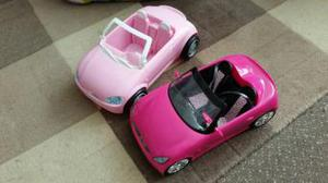 Mattel Barbie Sindy car toys
