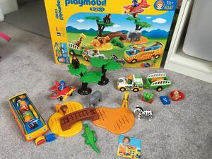 Playmobil Safari set, complete, boxed