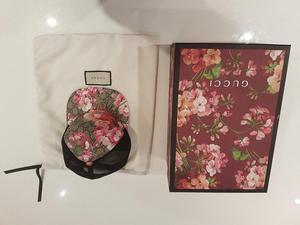 Gucci Floral Hat/Cap
