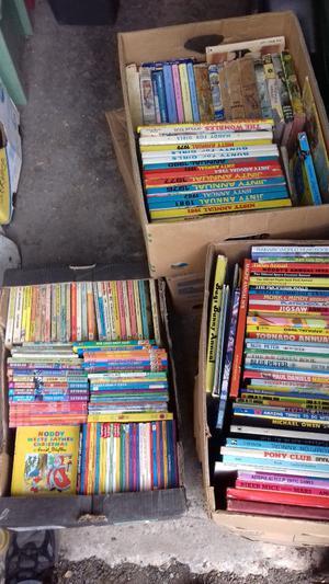 BOOKS JOB LOT 3 X BOXES OF CHILDRENS BOOKS