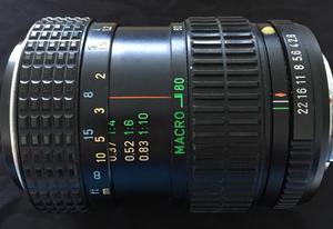SMC Pentax M Zoom mm lens