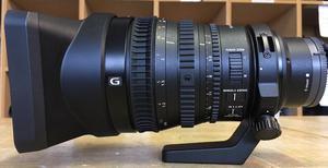 SONY FE PZ mm F4 G OSS Lens for Full Frame E Mount
