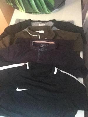 Various shorts and T-shirts